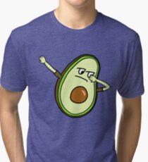 AVOCADO DAB Tri-blend T-Shirt