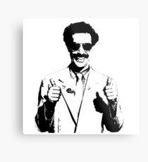 Borat Metal Print