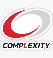 COMPLEXITY Sticker