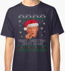 Make Christmas GREAT AGAIN Classic T-Shirt