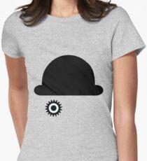 A Clockwork Orange Womens Fitted T-Shirt