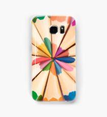 Colours Samsung Galaxy Case/Skin