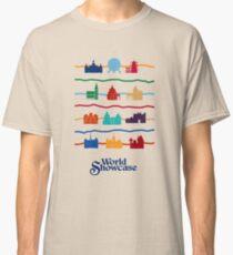 World Showcase Pavilions Classic T-Shirt