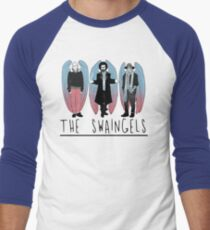 SWAINGELS, WINTER COLLECTION Men's Baseball ¾ T-Shirt