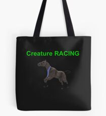 Creature Racing Tote Bag