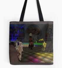 The Zoo Race dance floor Tote Bag