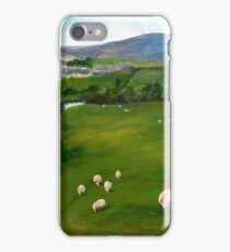 River Ure , Yorkshire dales iPhone Case/Skin