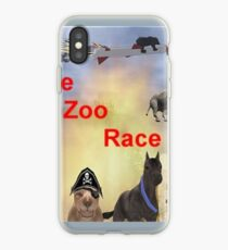 The Zoo Race Rides iPhone Case