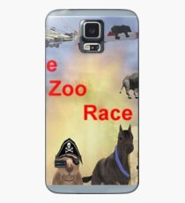 The Zoo Race Rides Case/Skin for Samsung Galaxy