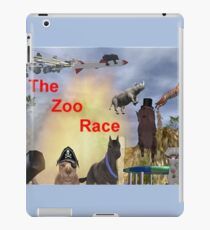 The Zoo Race Rides iPad Case/Skin