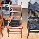 Chairs from the past by James Gibbs