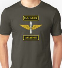 Army Aviation Branch ( t-shirt ) Unisex T-Shirt