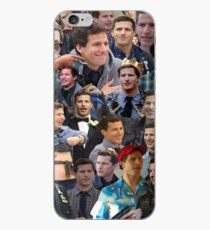 Jake Peralta Collage iPhone Case