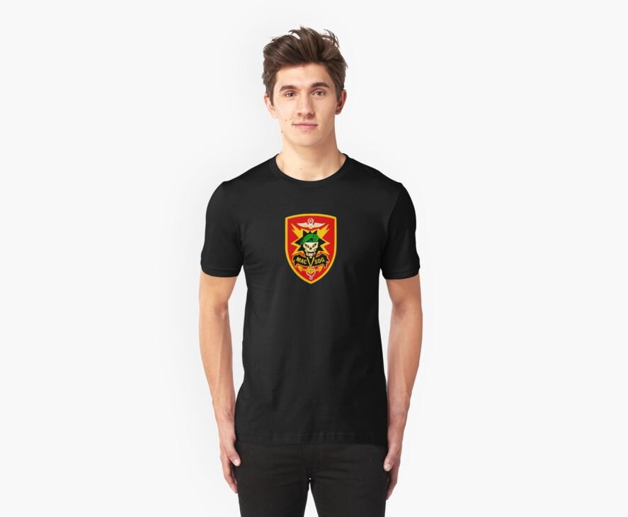 MacVsog Patch ( T_Shirt ) Ver.3 by Walter Colvin