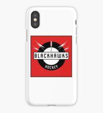 Blackhawks Hockey iPhone Case/Skin