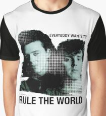 tears for fears / rule the world Graphic T-Shirt