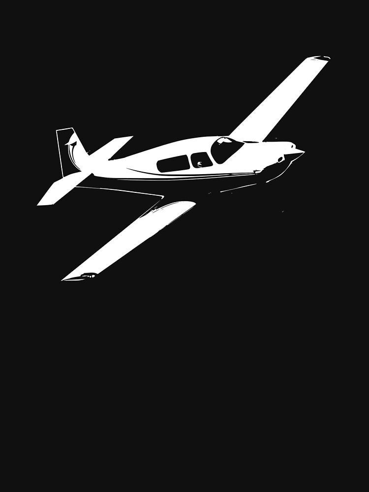 Mooney Aircraft by cranha