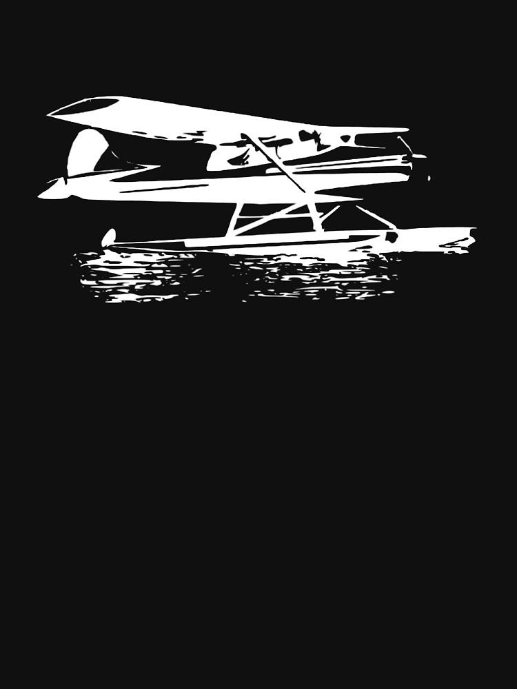 Cessna 170 Floatplane by cranha