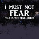 Litany Against Fear by Sophie Kirschner