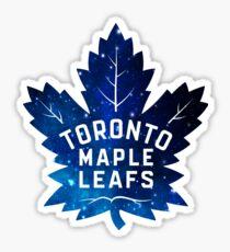Space Leafs Sticker