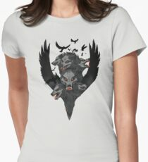 Bloody Murder Womens Fitted T-Shirt