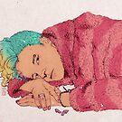 Pink Boi by JGVart