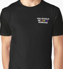 The 1975 - Loving Someone Graphic T-Shirt