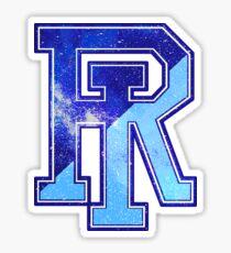 Galaxy University of Rhode Island Sticker