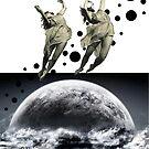 Moon dance 1 by Susan Ringler