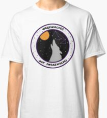 Werewolves Not Swearwolves Classic T-Shirt