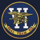 US Navy Seal Team Six by Walter Colvin