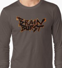 Brain Burst Long Sleeve T-Shirt