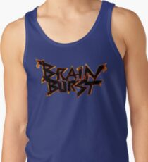 Brain Burst Tank Top