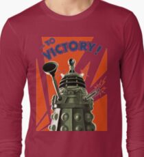 Dalek Victory Long Sleeve T-Shirt