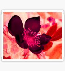 Mocha Blossom Sticker