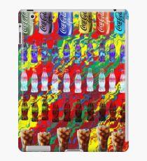 Coke Life, Happy Life iPad Case/Skin
