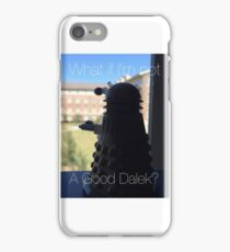 Doctor Who Dalek - Good Dalek iPhone Case/Skin