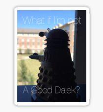 Doctor Who Dalek - Good Dalek Sticker