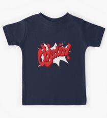 Objection! Kids Tee