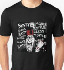 Glass Bottle Bottle Glass - Tommy Cooper T-Shirt