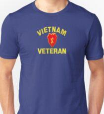 25th Infantry Div. Vietnam Veteran T-shirt Unisex T-Shirt