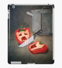 Vintage Paprika Kill iPad Case/Skin