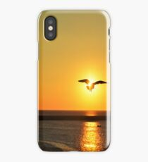 Icarus to the Sun iPhone Case/Skin
