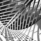 atrium by Bruce  Dickson