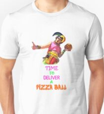 Time To Deliver A PIZZA BALL T-Shirt