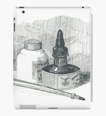 A Pen and Ink - Pen & Ink iPad Case/Skin