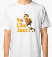 Camiseta clásica Ya Like Jazz?