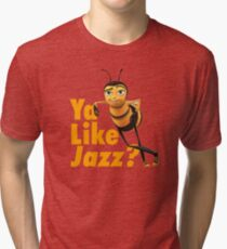 Ya Like Jazz? Tri-blend T-Shirt