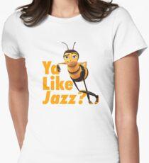 Ya Like Jazz? Fitted T-Shirt