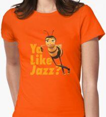 Ya Like Jazz? Womens Fitted T-Shirt